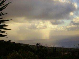 Wetterfoto,La Palma,Wandern