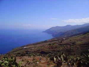 Die Nordküste bei Tablado,La Palma,Wandern,