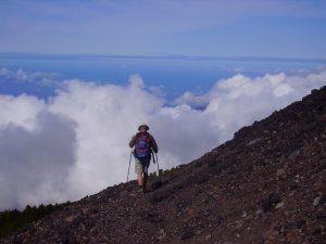 La Palma, Auf der Vulkanroute