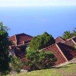 Typische Dachformen,La Palma, Wandern,