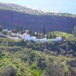 Friedhof Tijarafe, La Palma, Wandern,