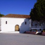 Kirche Tijarafe, La Palma,Wandern,