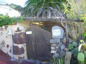 Werkstatt Heilkräuteressenzen,Tijarafe, La Palma, Wandern