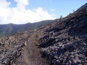 Lavafeld-Quemada-La-Palma-Wandern