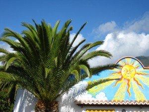 La Palma, Künstler gibt es immer wieder.