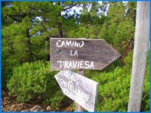 Wanderschilder-La-Palma-Wandern