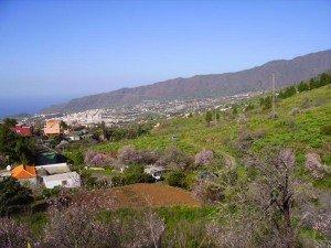 Wanderung-La Palma El-Paso-Aussicht, Kurz vor Fajana