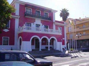 Wanderung-La Palma El-Paso-Rathaus