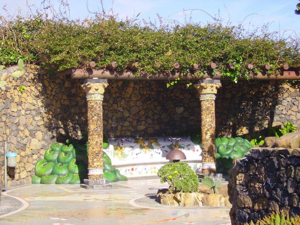 Plaza Glorieta,Las Manchas,La Palma