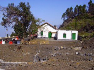 Zukünftige Wanderherberge, La Palma