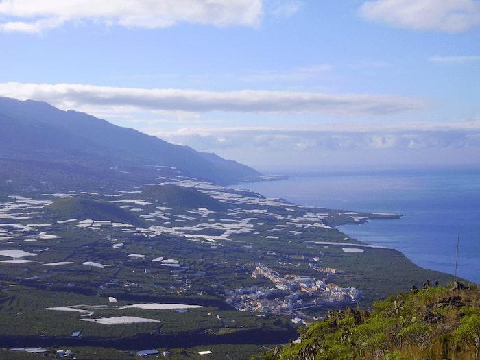 La-Palma-Wandern-Ausblick-vom-Wanderweg-GR130