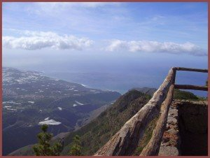 Tijarafe und seine MiradoresMirador Torre del Time, La Palma