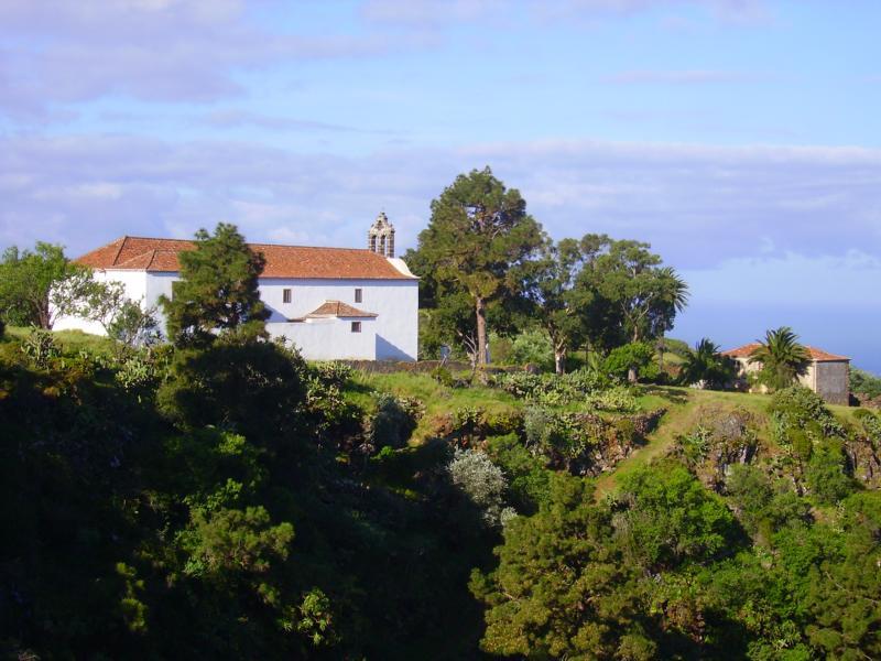Iglesia San Mauro Abad,Puntagorda,La Palma
