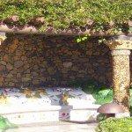La-Palma-Wandern-Sehenswürdigkeiten-Plaza-Glorieta-Bank