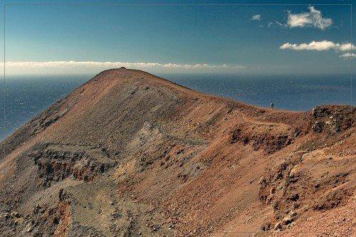 Vulkan Teneguia 1971, La Palma, Ralf Köhler