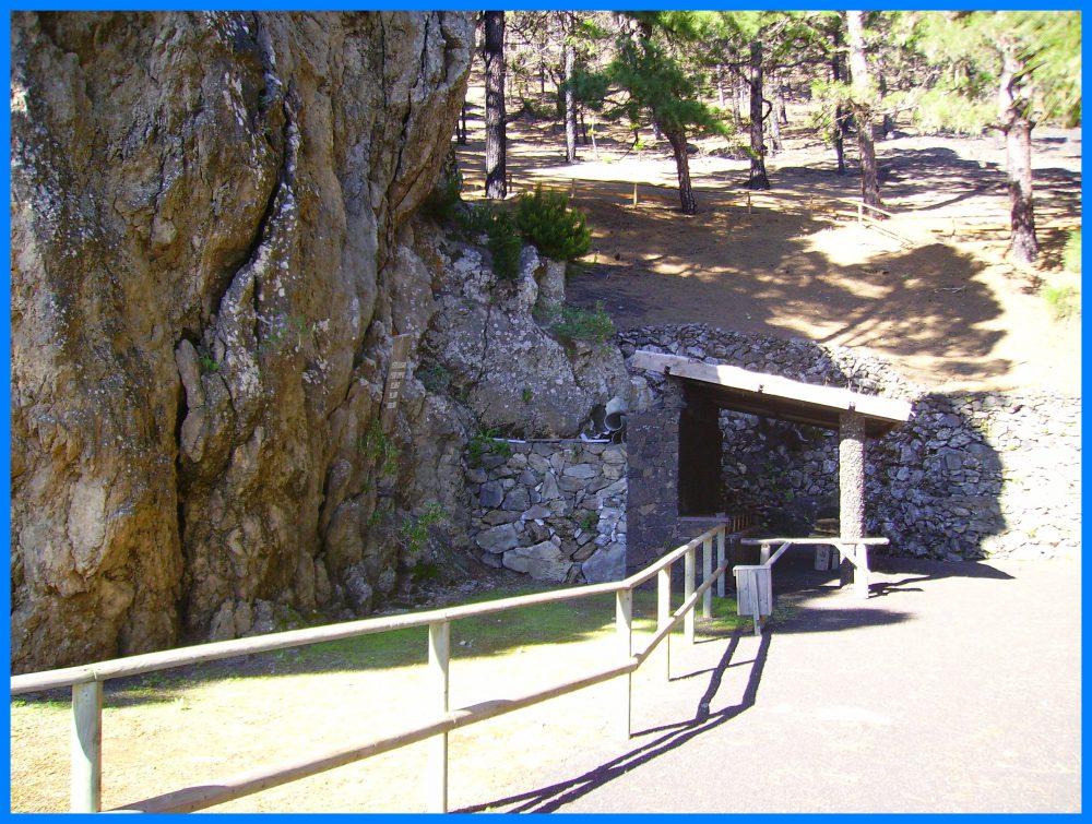 Fuente de Los Roques, La Palma