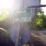 Dieser Straße folgen, La Palma, Wandern,
