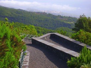 Mirador Somata Alta, La Palma, Wandern,