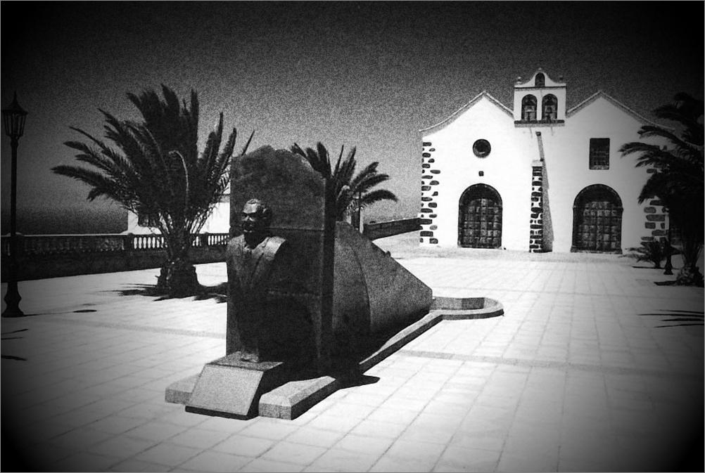 Iglesia Nuestra Señora de la Luz, Garafia, La Palma, Wandern