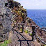 Fußweg zur Playa Nogales,La Palma, Wandern,