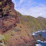 Pfad zur Playa Nogales, La Palma, Wandern,