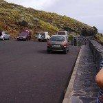 Parkplatz Playa Nogales, La Palma, Wandern,