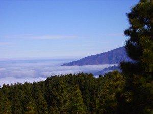 Das Wolkenmeer,La Palma,Wandern,