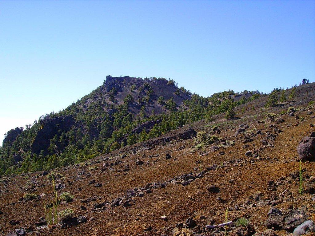 Nambroque 1922 Meter,La Palma,Wandern