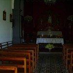 Blick in die Ermita. La Palma, Wandern,