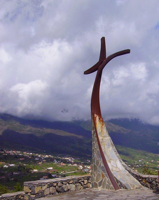 Auf dem Breña im Osten von La Palma, Wandern,
