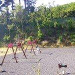 Kinderspielplatz Rastplatz Pared Vieja,La Palma,Wandern