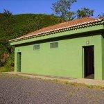 WC-Anlage Pared Vieja, La Palma, Wandern,