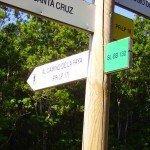 Start des Wanderspaziergangs, La Palma, Wandern,