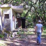Unterhalb des Hauses vorbei wandern, La Palma, Wandern,