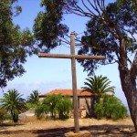 Bei der Iglesia San Mauro, La Palma, Wandern,