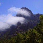 Kurz vor der Cumbrecita, La Palma, Wandern,