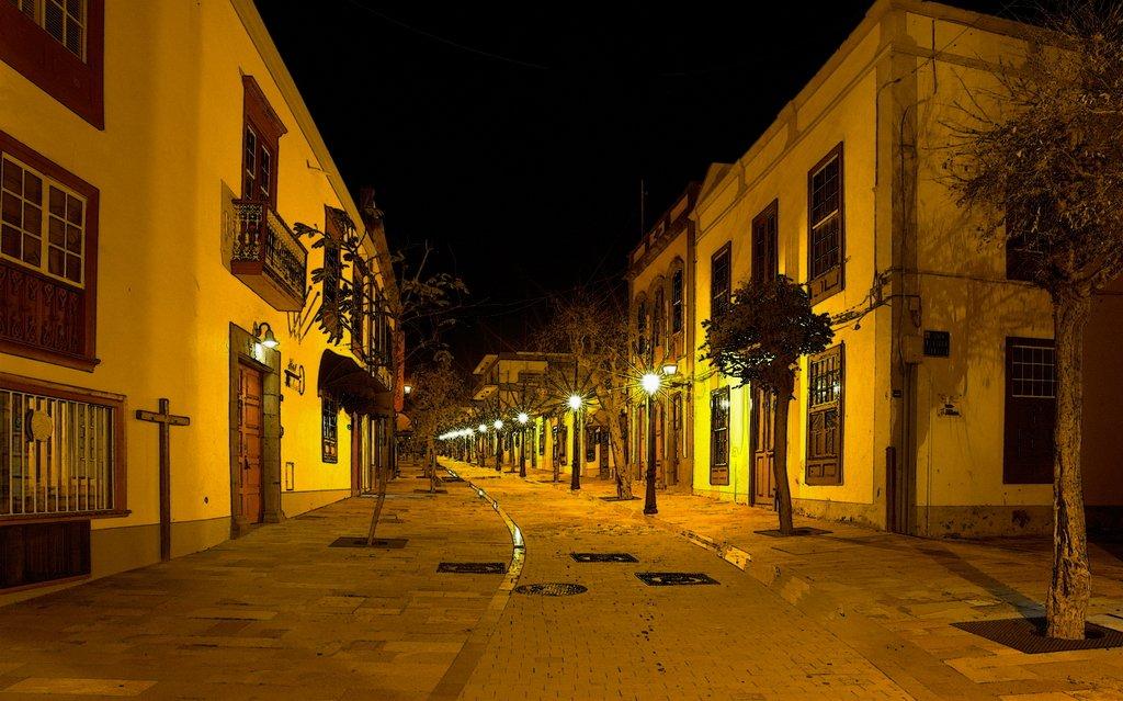 Los Llanos Calle Real, La Palma, Wandern,