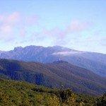 Aussicht vom Mirador, La Palma, Wandern,