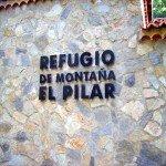 Startplatz der Wanderung,La Palma, Wandern
