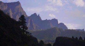 Caldera Umrundung La Palma, Wandern