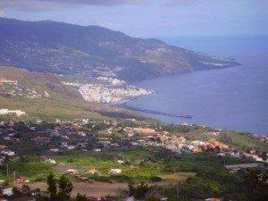 Rast und Grillplatz Montaña Breña,La Palma, Wandern
