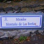 Mirador Montaña Breña, La Palma, Wandern,