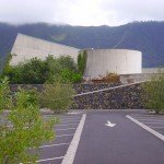 Centro de Visitantes, Besucherzentrum in El Paso, La Palma.
