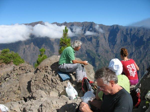 La Palma, Wandern Pico Bejenado 1854 m ü. d. M