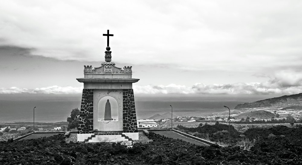 El Paso La Palma, Wandern,  Santísima Virgen del Rosario de Fátima