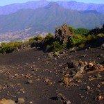 Blick zum Bejenado, La Palma, Wandern,