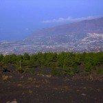 Blick ins Aridanetal, La Palma,Wandern,