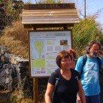 Am Ziel, La Palma, Wandern,