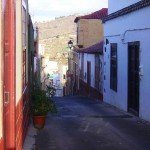 In Tazacorte, La Palma,Wandern,