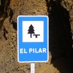 Kurz vor dem Refugio, La Palma, Wandern,
